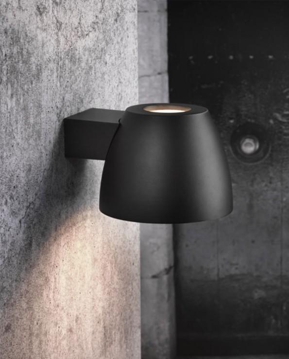 Sienas lampa Bell