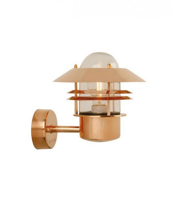 Sienas lampa Blokhus