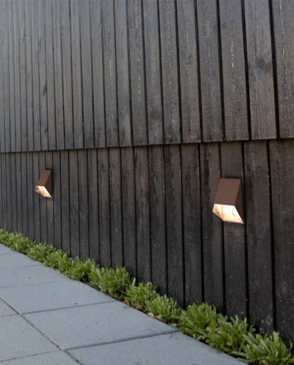 Sienas lampa Edge