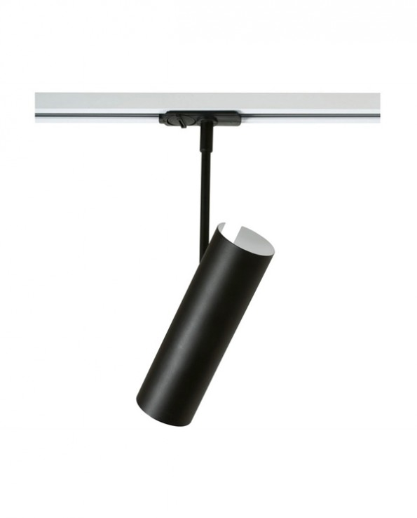 Sliežu lampa MIB 6