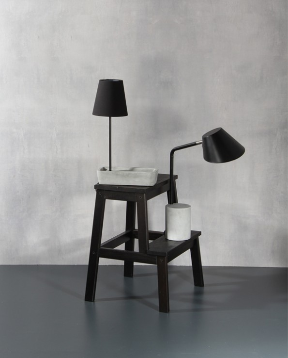 Galda lampa Base