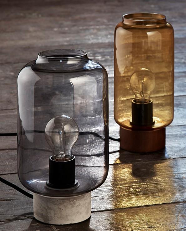 Galda lampa COLUMN