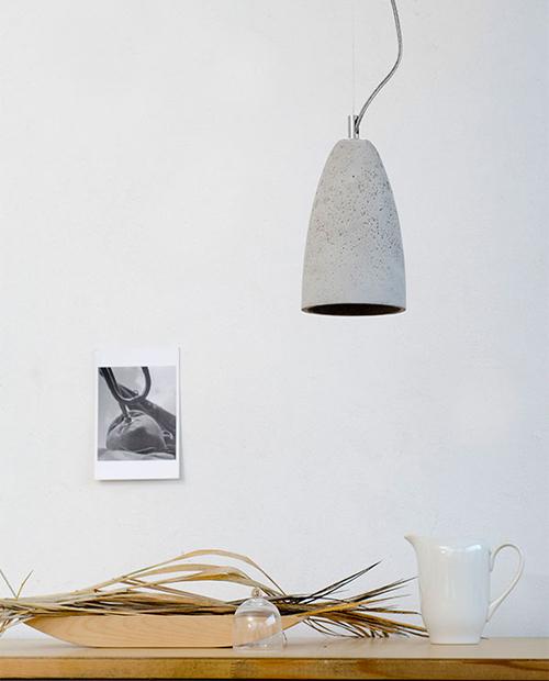 Griestu lampa Febe-XS-Natural