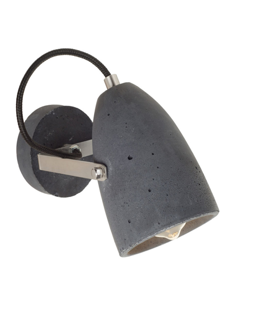Sienas Lampa Febe Wall Anthracite