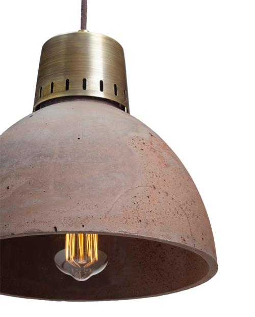 Griestu Lampa Korta 1 Chocolate_Brass_2