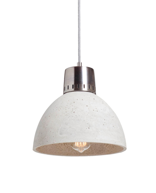 Griestu Lampa Korta 1 Natural_Steel